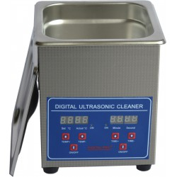 2L Dental Stainless Steel Ultrasonic Cleaner Machine Digital Control JPS-10A