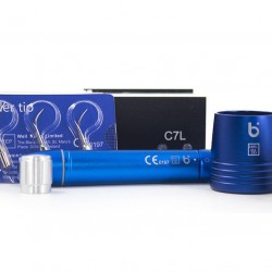 Baolai Dental C7L Built-in Ultrasonic Scaler L3 LED Alloy Detachable Hnadpiece