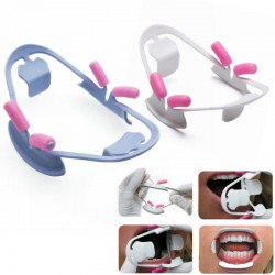 10 Pcs Oral Dental Mouth Opener Intraoral Cheek Lip Retractor Prop Orthodontic Adult