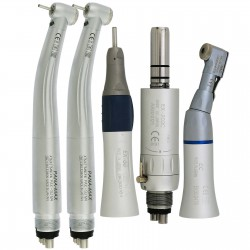 Dental Led High Speed Handpiece PANA-MAX Low Speed Kit EX-203C 2 4 Hole