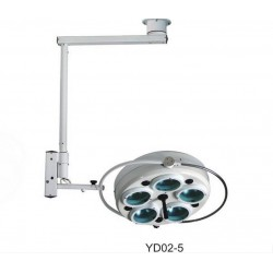 Ceiling-mounted Dental Cold Light Operating Lamp Surgical Light YD02-5