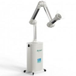 RUIWAN RD90 Dental Clinic External Oral Aerosol Suction Unit with UV disinfection