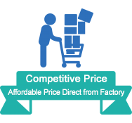 Competitive Price:Affordable Price Direct from Factory